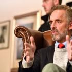 "The Self-styled ""Professor Against Political Correctness"" Jordan Peterson Speaks To The Cambridge..."