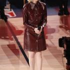 Carly Rae Kepsen performs during the NBA All-Star Game at Spectrum Center, Charlotte, earlier...