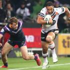 Benji Marshall could make his first Kiwis appearance since 2012. Photo: Getty Images