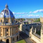 Oxford University can be a dark and lonely place, mired with stress and loneliness. Photo: Getty...