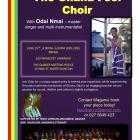 The Ghana Feel Choir