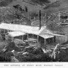 The sawmill at Jack's Bush, one of several in the Waitati Valley. — Otago Witness, 25.6.1919  ...