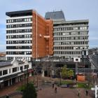The leasing in recent weeks of John Wickliffe house in the Exchange (pictured), 77 Vogel St and...