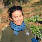 Waitaki Community Gardens site and volunteer co-ordinator Ra McRostie is now the only manager at...