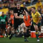 Brodie Retallick has re-signed with NZ Rugby. Photo: Getty Images