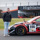 Reigning V8 Supercar champion Scott McLaughlin took his first drive around Highlands Motorsport...