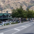 Ardmore St in Wanaka. Photo: Sean Nugent