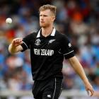 Black Caps all-rounder Jimmy Neesham says his former high school coach had an infectious love for...