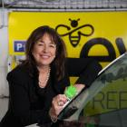 Cityhop's Victoria Carter wants to bring car-sharing to Queenstown. Photo: Supplied