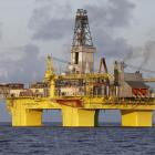 The one-off gas exploration well will cost around $80 million. PHOTO: ODT FILES