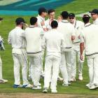 The Black Caps will receive a pay bonus for their second-place in the world rankings. Photo:...