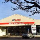 The new Dunedin Blood Donor Centre premises