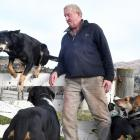 David Parker's father Alan (nickname Reg) Parker, of Teviot, topped the Gore dog sales in 2004,...