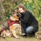 Nichola Crawford has been left overwhelmed by the support she has received after her dog Jerry...