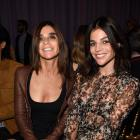 """""""My kids are well brought up because I was so tough with them"""": Carine Roitfeld and daughter..."""