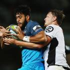 Akira Ioane in action for the Blues. Photo: Getty Images
