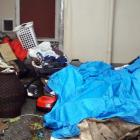 A West Coast landlord has been left with a huge clean-up bill after his tenants left his Hari...