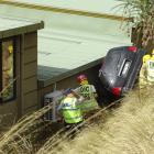The driver of this Honda Odyssey which crashed in March in Queenstown yesterday admitted one...