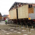 After travelling from Christchurch via the Lindis Pass on the back of two separate trucks,...