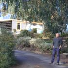 About 25 gum trees at the Waitaki Community gardens are to be cut down to improve soil health,...