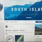 The South Island Independence Movement has close to 11,000 followers on Facebook. PHOTO: DAISY...