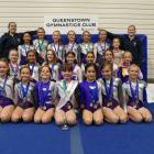 The Queenstown Gymnastics Club's young charges are cartwheeling with joy after the club finally...