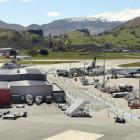 Flights were delayed at Queenstown Airport yesterday as police and Border Control scrambled to...