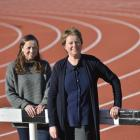 University of Otago physiologist Alison Heather (left) and bioethicist Lynley Anderson at the...