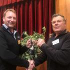 Advance Agriculture's technical field representative for eastern/northern Southland Chris Wilson ...