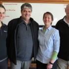 Members of the Southern Dairy Hub team held four meetings last week to update farmers on the...