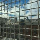 The view from cell No 37 at the former Dunedin prison building taken by Australian film-maker...