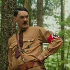 Taika Waititi as Adolf Hitler in his new film Jojo Rabbit. Photo: YouTube