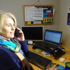 South Island tourism sustainability advocate Megan Williams uses technology to work as much as...