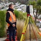Global Survey New Zealand technical specialist Lennon Bedford takes the most  accurate...