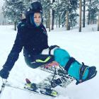 Gemma Fletcher, of Wanaka, sets her sights on Paralympic gold. Photo: Supplied