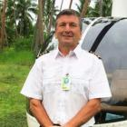 Gilbert Parker is missing after his helicopter crashed while transporting a toddler and his...