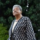 Civil rights campaigner Elizabeth Eckford. Photos: Peter McIntosh
