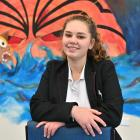 Logan Park High School pupil Esther Tamati has been selected to attend the Pacific Student...