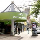 Kathmandu is expected to be the best performed listed retailer this year. Photo: Linda Robertson.