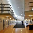Inside the low security unit of the Otago Corrections Facility. PHOTO: STEPHEN JAQUIERY