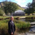 Eiichi Ishii. Photo: ODT files