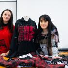 Designers Jessie Hamilton (left) and Rosette Hailes-Paku will debut their collection at next week...