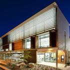University of Otago Robertson Library, Union St, Dunedin, McCoy and Wixon Architects.