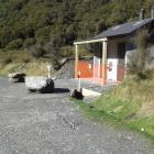 The new toilet block at Blue Pools will be of the same design as the recently completed toilets...