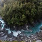 The Government has rejected a company's proposal to build a hydro-electric power scheme on the...