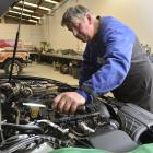 City Mechanical Repairs manager Tony Crowther is not surprised Otago has the highest warrant of...