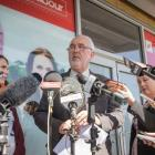 Labour Party president Nigel Haworth has declined to comment on the investigation while it's...