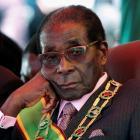 Robert Mugabe. Photo Reuters
