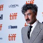 "Taika Waititi arrives at the world premiere of ""Jojo Rabbit"" at the Toronto International Film..."