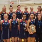 CGHS won the South Island Secondary Schools netball tournament final for the first time in 51...